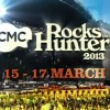 CMC Rocks The Hunter 2013